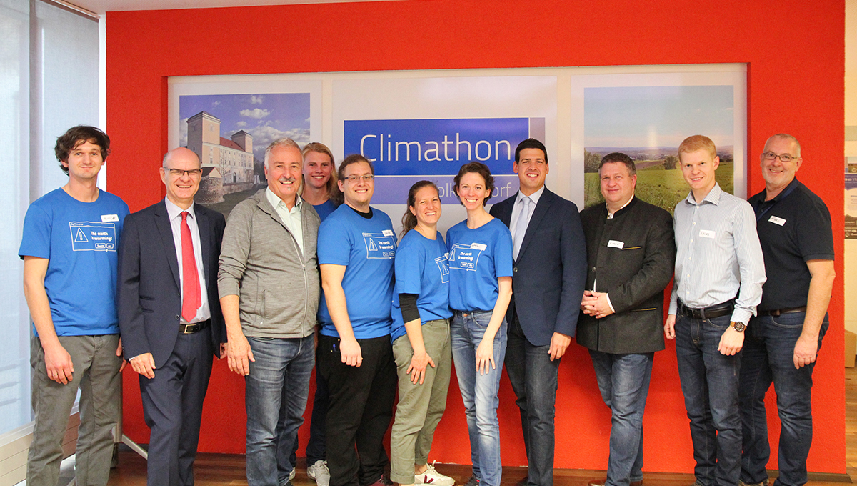Climathon 2019 Team + Partner